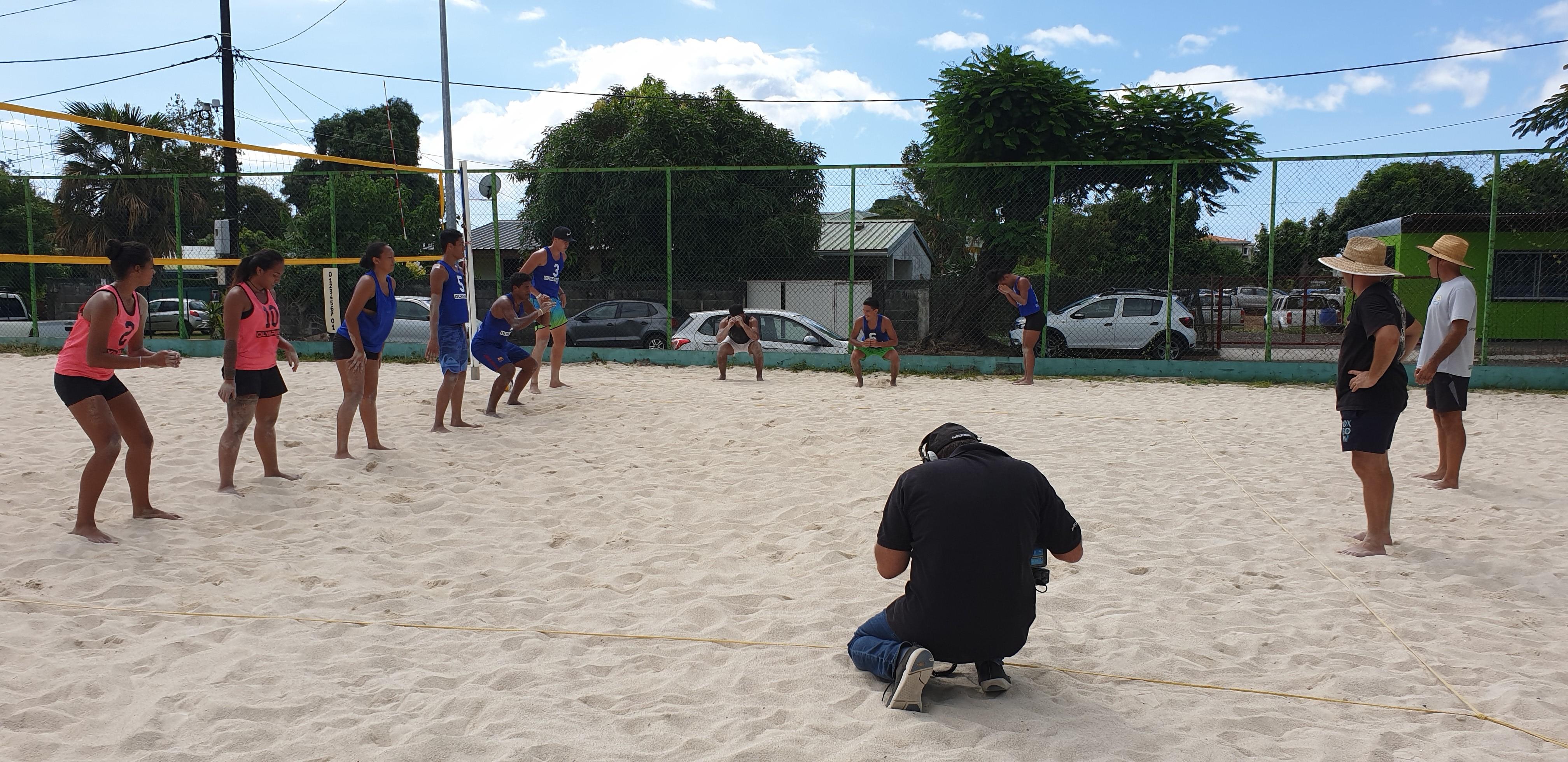 Championnat du Monde de Beach Volley Scolaire